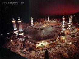 Kabah kiblat umat Islam. Image courtesy of http://www.generalcomtech.com